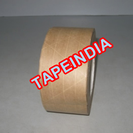 Water activated tape / Paper reinforced tape
