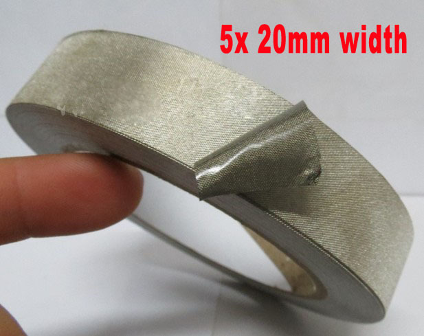 EMI Electrically Conductive Cloth Tape