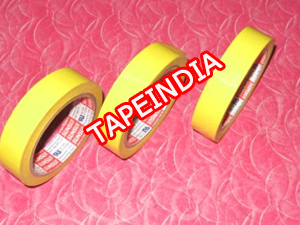 polyester tape (yellow tape)