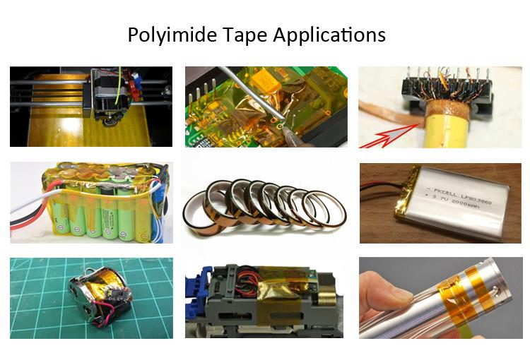 Polyimide Tape Double Sided Polyimide Tape Polyimide