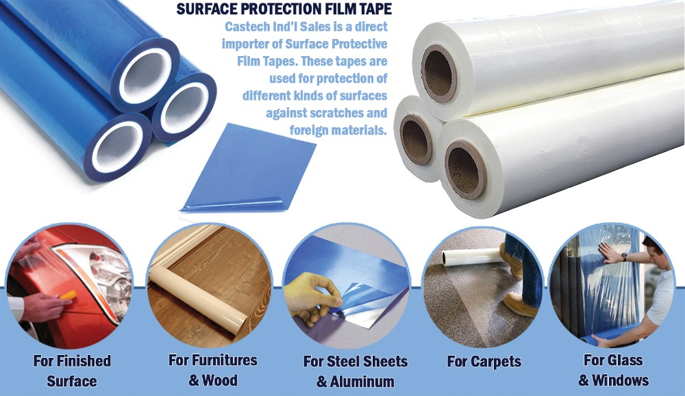 Surface Protection Tape Adhesive Tape Manufacturers