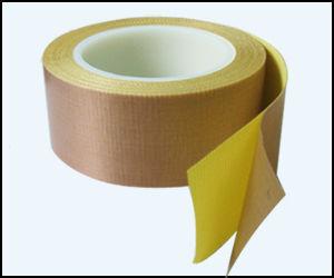 Teflon Glass Fabrics Tape Teflon Cloth Tape